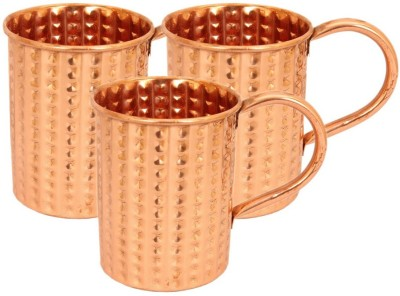 IndianArtVilla IAV-CB-1-706 Copper Mug
