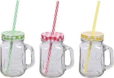 Zido Class Mason jar Glass Mug