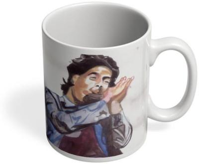 PosterGuy Amitabh Bachchan Dharmendra Amitabhbachchan,Bollywood,Coolie,Bigb,Manmohandesai,Naseeb,Amarakbaranthony,Kaalapatthar,Dharmendra Ceramic Mug