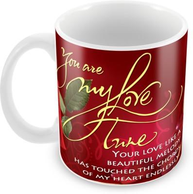 Fashion Envoy Appealing Valentine  Ceramic Mug