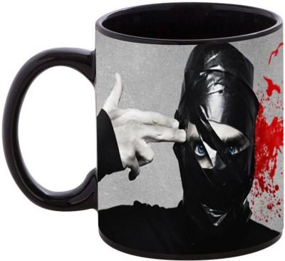 Shopmania Printed-BLK-1611 Ceramic Mug