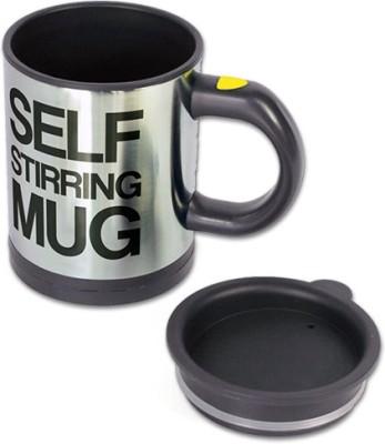 HitPlay Self Stir Stainless Steel Mug