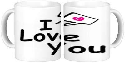 Shopmillions I Love You Ceramic Mug