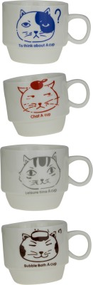Avenue Cat01 Ceramic Mug
