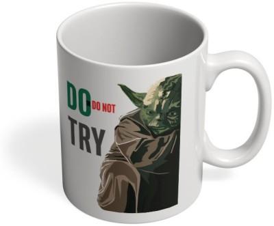 PosterGuy Wisdom - Yoda Ceramic Mug