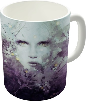 Dreambolic Vine Ceramic Mug
