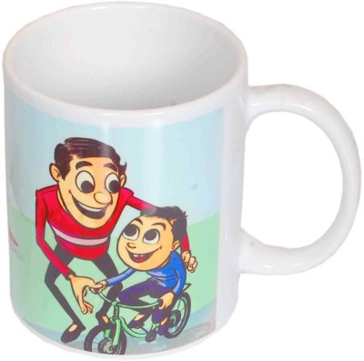 Handcrafted Emotions Father's Day Special Coffee  Ceramic Mug