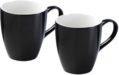 Incrizma Aplb-Black Ceramic Mug