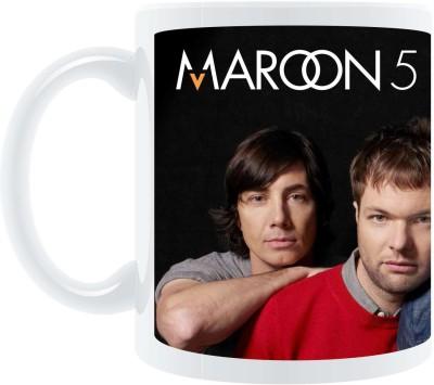 AB Posters Maroon 5 Ceramic Mug