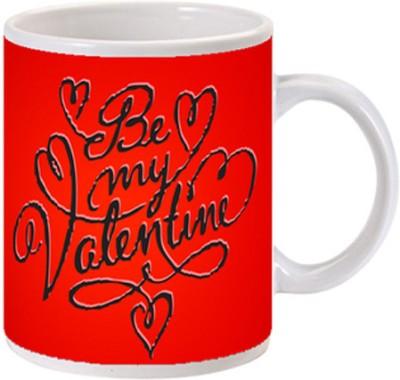 Allthingscustomized Valentines Day Plain Ceramic Mug