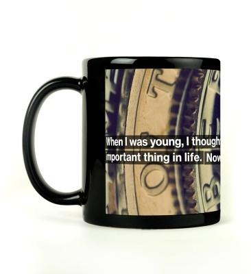 Rockmantra Oscar Wilde Funny Ceramic Mug