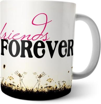 Chiraiyaa Happy Friendship Day - friends forever - friends together Ceramic Mug