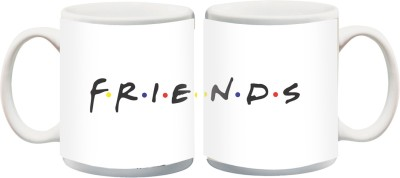 Posterboy Friends - Wh Ceramic Mug