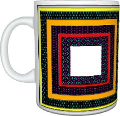 Creatives Window Ceramic Mug