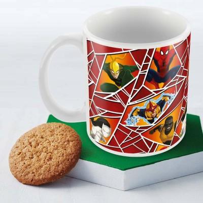 Posterboy Spider-Man all cast (Officially Licensed) Ceramic Mug