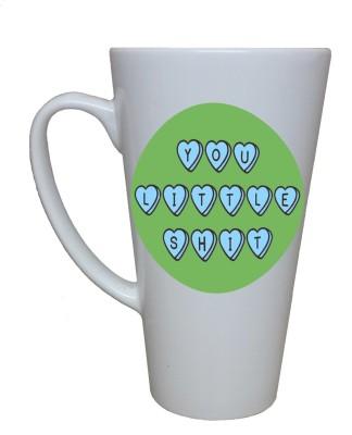Thelostpuppy Youlittlebmg Ceramic Mug