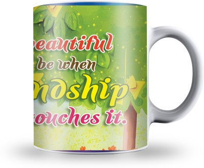 Presto Friendship Day Gifting  for Your Friend Ceramic Mug