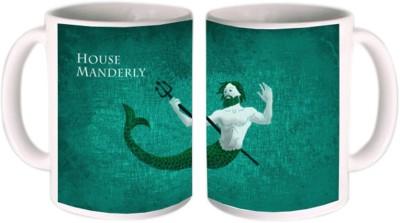 Shopmillions House Manderley Ceramic Mug