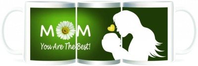 Refeel Gifts You are the Best Mom Ceramic Mug