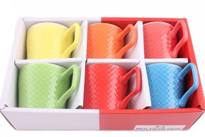 Hi Luxe A - 4 Porcelain Mug
