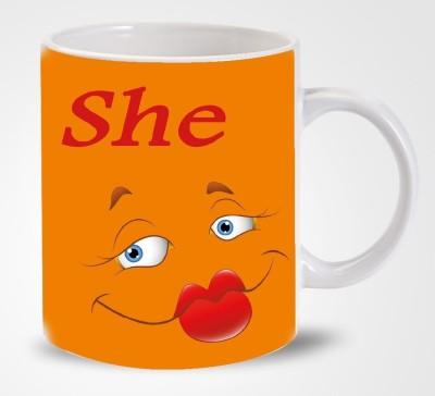 Snooky 12573 Ceramic Mug