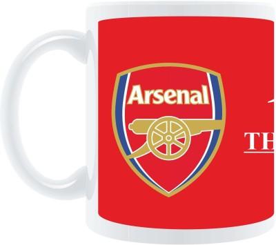 AB Posters Arsenal Ceramic Mug