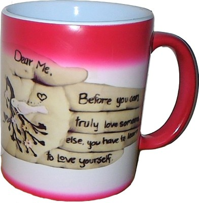 Exxact Magic  Ceramic Mug