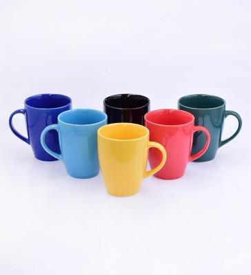 Henry Club MULTI AUSTRALIAN CONE Ceramic Mug