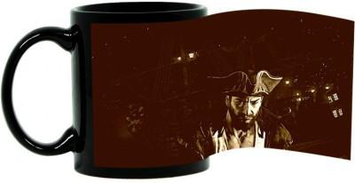 Shoprock Bobby Barclay Ceramic Mug