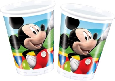 Disney Mickey Party Time Plastic Mug