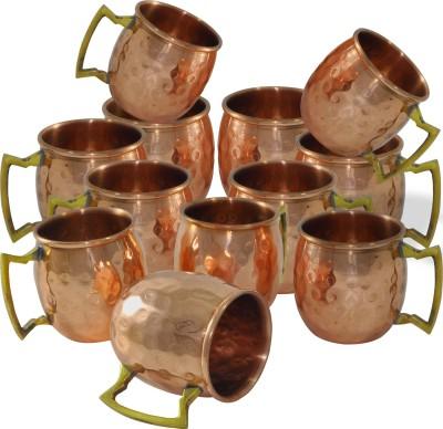 Dakshcraft Serveware Copper Mug