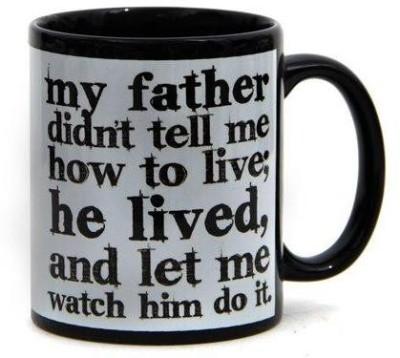 Gifts By Meeta Dad My Idol Ceramic Mug