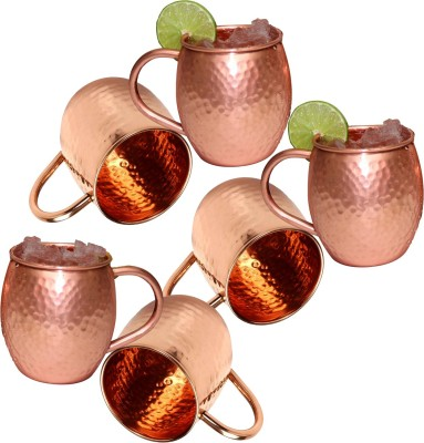 AsiaCraft MOSCOWMUG-011-6 Copper Mug