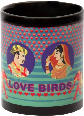 Design Guns Royal Love Ceramic Mug