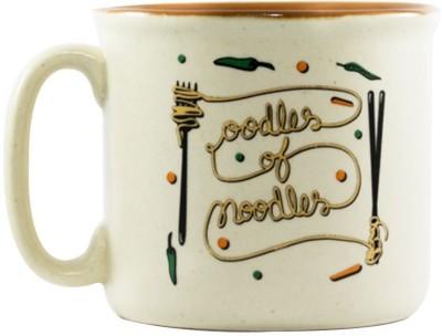 Ek Do Dhai Oodles of Noodles Bowl Ceramic Mug