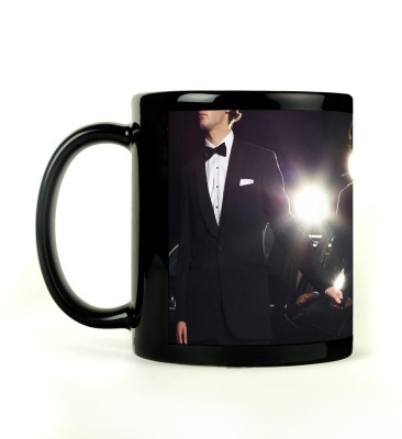 Rockmantra Red Hot Emma Watson Ceramic Mug