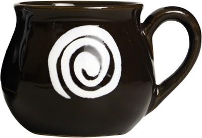 caffeine CK-TEC1012-CR/6-B/1 Ceramic Mug