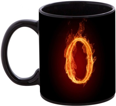 Shopmania Happy Birthday Gift For Starting Letter O Ceramic Mug
