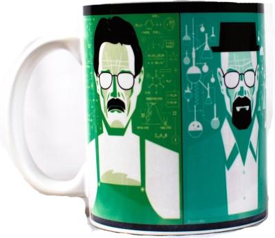 Mudramart Breaking Bad Ceramic Mug