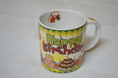 Shopatpar Birthday Milk  Bone China Mug
