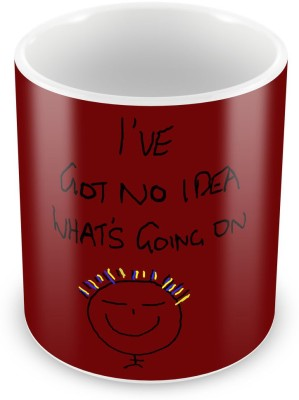 Humor Gang The Stoned Chap Coffee , 12 Oz, Perfect for Coffee and Tea Lovers - Great Cup for Him or Her At Home or Office Ceramic Mug