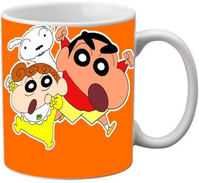 Romanshopping Shinchan s Bone China Mug