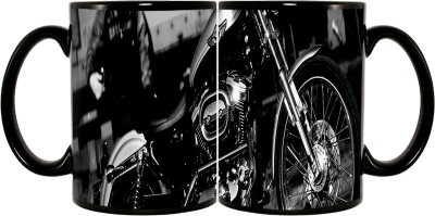 Aurra Harley Davidson 1 Ceramic Mug