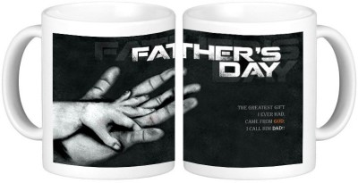 Shopmillions Great Gift From God Is My Dad Ceramic Mug