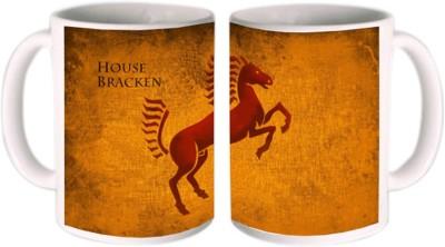 Shopmillions House Bracken Ceramic Mug