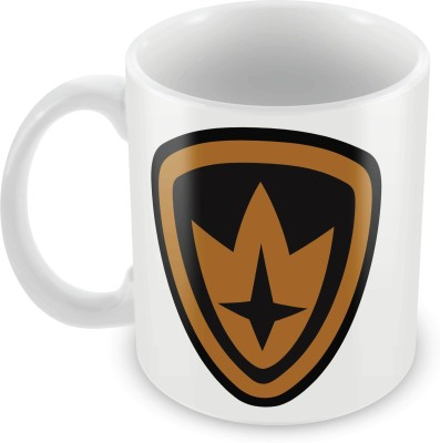 Posterboy Guardians of galaxy logo (Officially Licensed) Ceramic Mug