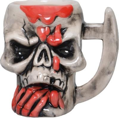 Lifestyle-You Creepy Cool Pirate Skull IG52_B Ceramic Mug