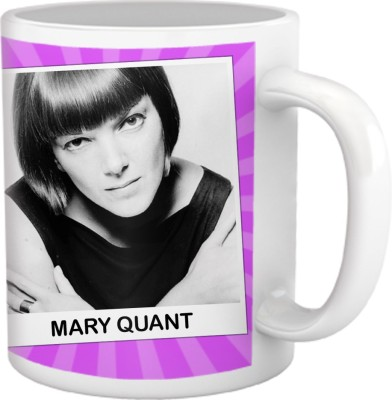 Tiedribbons My Daughter,My Pride Collection_Mary Quant Ceramic Mug