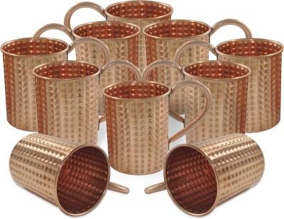 Dakshcraft Tableware Sets Copper Mug