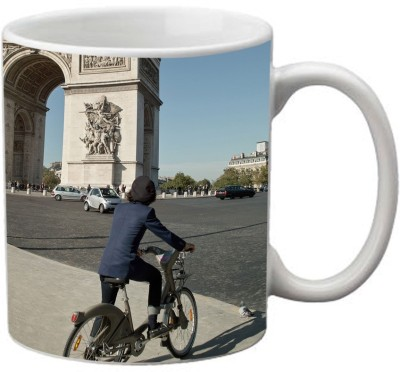 meSleep Cycle Europe MU-27-029 Ceramic Mug